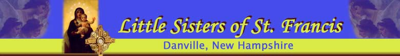 Home page of Little Sisters